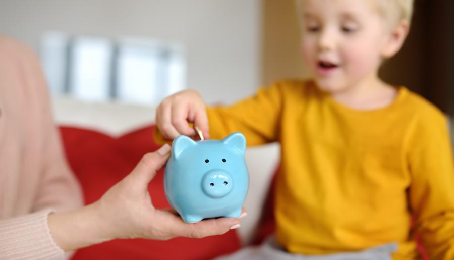 3 dicas para ensinar educação financeira para crianças
